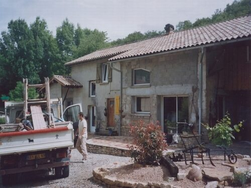 Rénovation de façade - Saint Pierre de Chandieu