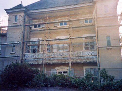 Rénovation de façade - Chassieu